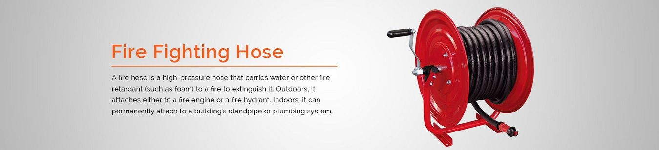 fire fighting hose pipe manufacturers in india